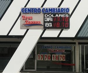 Tipo de Cambio Dolar, Tres Torres, acuantoeldolar.com